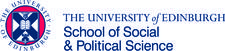 School of Social and Political Science, University of Edinburgh logo