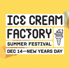 Ice Cream Factory  logo