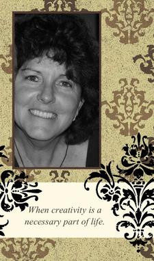 Sandra Grimes, Creative Consultant Independant Demonstrator for Stampin' Up! logo