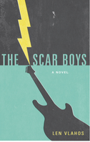Meet the Author Series! @LenVlahos