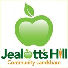 Jealotts Hill Community Landshare logo
