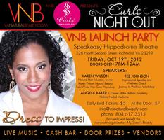 Curls Night Out - VA Natural Beauty Launch Party