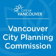 Vancouver City Planning Commission logo