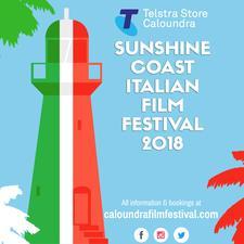 Telstra Store Caloundra Sunshine Coast Italian Film Festival 2018 logo