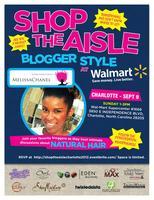 Shop The Aisle Blogger Style - CHARLOTTE, NC