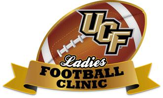 UCF Ladies Football Clinic