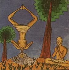 SOAS Centre of Yoga Studies logo