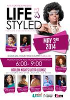 P.H.A.T. GIRL FRESH presents LIFE STYLED