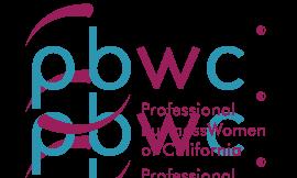 Professional BusinessWomen of California (PBWC) 2014...