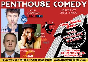 RENO 911's KYLE DUNNIGAN HEADLINES @ The Comedy Store...