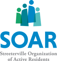 Streeterville Organization of Active Residents (SOAR) logo