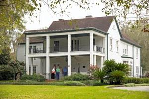 Leu House through the Years
