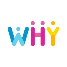 Why Graphic Design Festival logo
