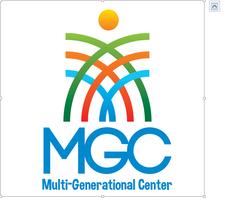The MGC logo