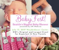babyfest seattle s biggest baby shower tickets sat jul 13 2019