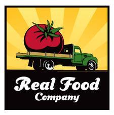 Real Food Company logo