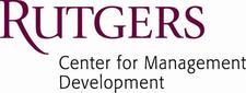 Rutgers Center for Management Development logo