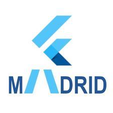 Flutter Madrid logo