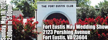 Fort Eustis May Wedding Show