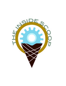 Crew from Inside Scoop logo