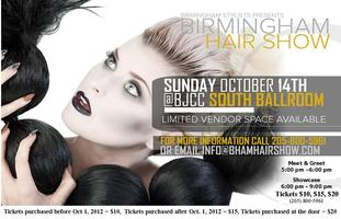 Birmingham Hair Show