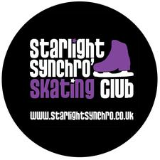 Starlight Synchro Skating Club  logo