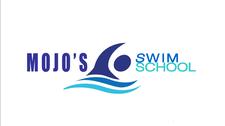 Mojo's swim school logo