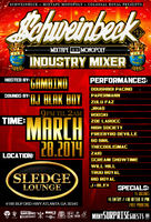 Schweinbeck Industry Mixer 3/28 Sledge Lounge