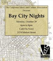 Bay City Nights: CMAC's Fall Soiree