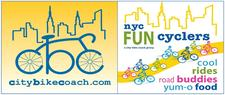 City Bike Coach, LLC/NYC Fun Cyclers logo