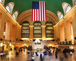 Gay Social Walking Tour: Grand Central Station