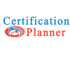 Certification Planner. Avail 10% discount now, use code SUCCESS10 logo