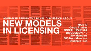 New Models in Licensing