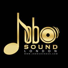 JOBO SOUND LONDON. logo
