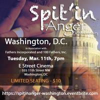 Spit'in Anger - Washington, DC