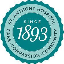 St. Anthony Hospital Volunteer Services logo
