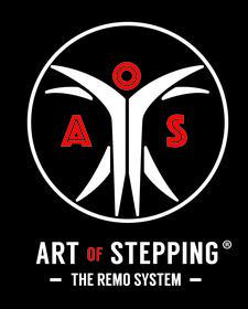 Art of Stepping  logo