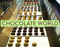 CHOCOLATE WORLD (sold out)