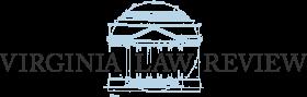 Virginia Law Review Centennial Symposium