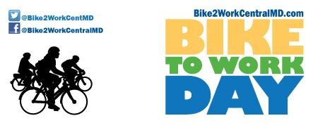 *New Date!*  Bike to Work Day - Catonsville MD