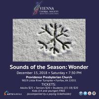 2018 Sounds Of The Season: Wonder
