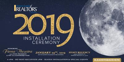 Women's Council of REALTORS® - California State 2019  Installation and Winter Meeting