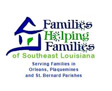 Families Helping Families SELA logo