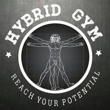 Hybrid Fitness NI logo