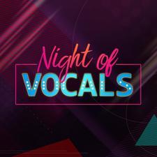 Night of Vocals logo