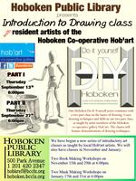Hoboken DIY: Introduction to Drawing Part 2