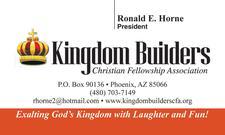 Kingdombuilders Christian Fellowship Association logo
