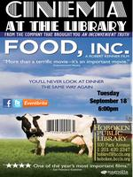 Monthly Film Screening: Food Inc.