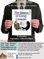 Career Workshop: Using Linkedin