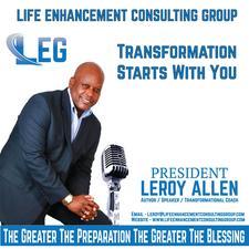 Life Enhancement Group logo